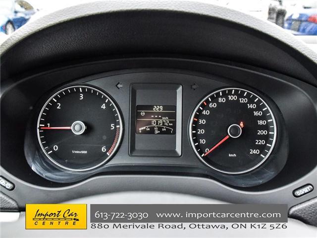 2013 Volkswagen Jetta 2.0 TDI Comfortline (Stk: 427113) in Ottawa - Image 13 of 21