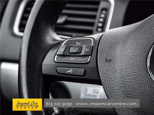 2013 Volkswagen Jetta 2.0 TDI Comfortline (Stk: 427113) in Ottawa - Image 15 of 21