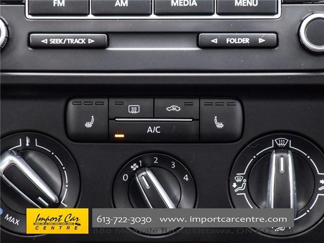 2013 Volkswagen Jetta 2.0 TDI Comfortline (Stk: 427113) in Ottawa - Image 16 of 21