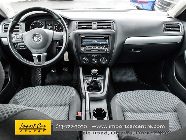 2013 Volkswagen Jetta 2.0 TDI Comfortline (Stk: 427113) in Ottawa - Image 17 of 21