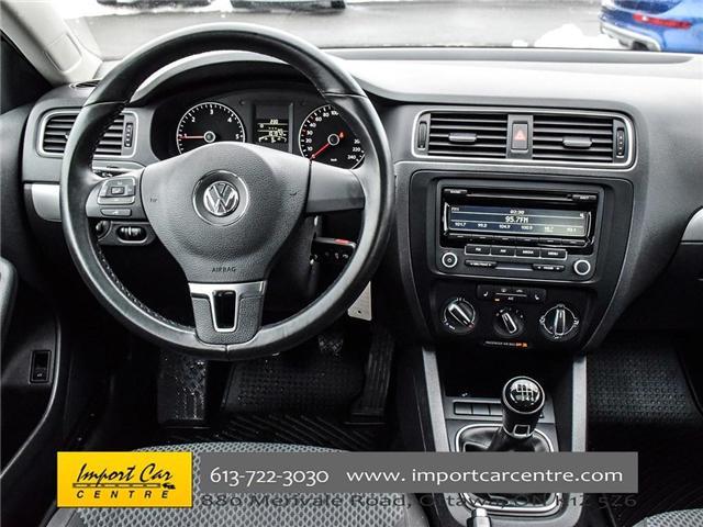 2013 Volkswagen Jetta 2.0 TDI Comfortline (Stk: 427113) in Ottawa - Image 18 of 21