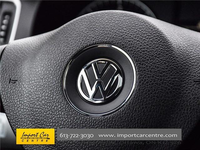 2013 Volkswagen Jetta 2.0 TDI Comfortline (Stk: 427113) in Ottawa - Image 19 of 21