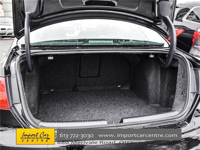 2013 Volkswagen Jetta 2.0 TDI Comfortline (Stk: 427113) in Ottawa - Image 21 of 21