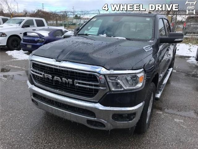 2019 RAM 1500 Big Horn (Stk: T18531) in Newmarket - Image 1 of 9