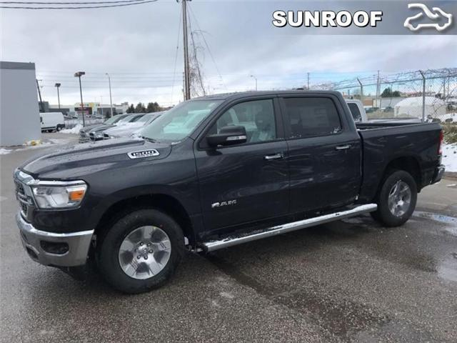 2019 RAM 1500 Big Horn (Stk: T18531) in Newmarket - Image 2 of 9