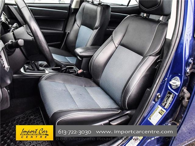 2015 Toyota Corolla S (Stk: 334702) in Ottawa - Image 11 of 24