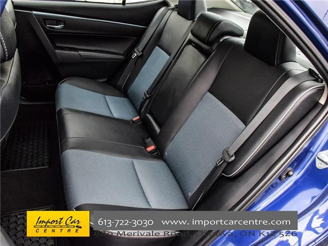 2015 Toyota Corolla S (Stk: 334702) in Ottawa - Image 12 of 24