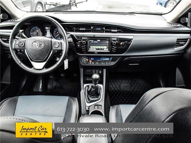 2015 Toyota Corolla S (Stk: 334702) in Ottawa - Image 21 of 24