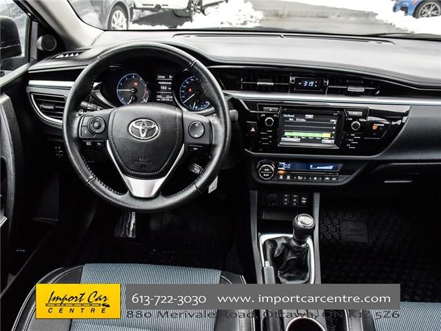 2015 Toyota Corolla S (Stk: 334702) in Ottawa - Image 22 of 24