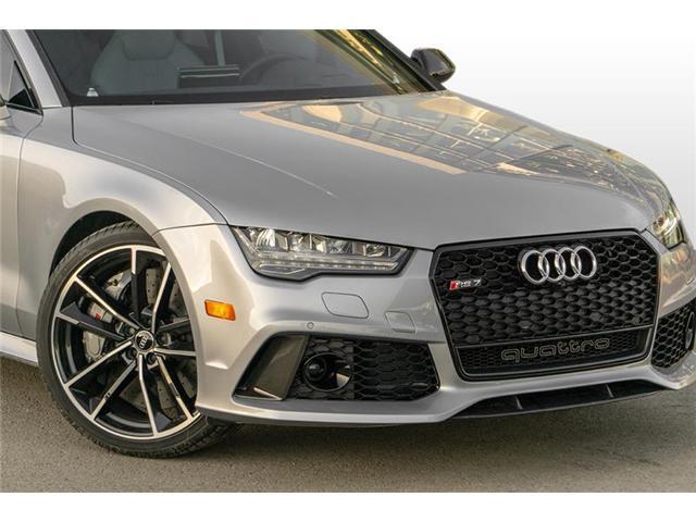 2018 Audi RS 7 4.0T performance (Stk: N4347) in Calgary - Image 3 of 15