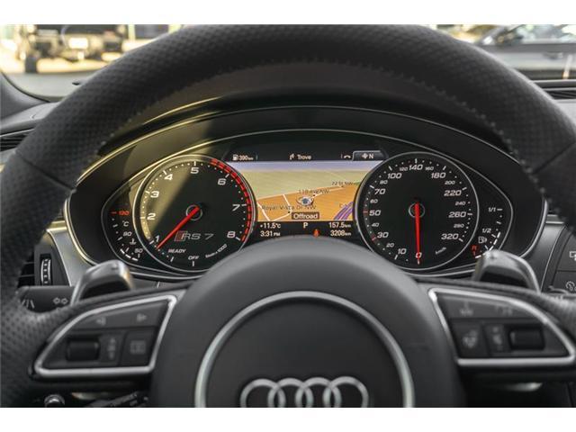 2018 Audi RS 7 4.0T performance (Stk: N4347) in Calgary - Image 9 of 15