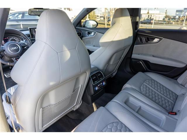 2018 Audi RS 7 4.0T performance (Stk: N4347) in Calgary - Image 12 of 15