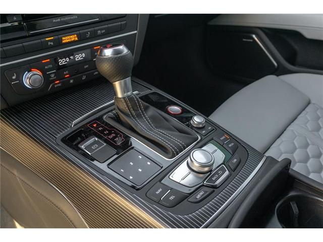 2018 Audi RS 7 4.0T performance (Stk: N4347) in Calgary - Image 14 of 15