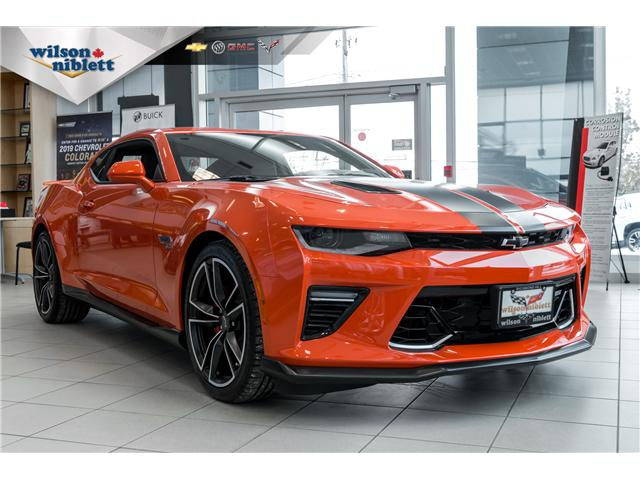2018 Chevrolet Camaro 2SS (Stk: 171578X) in Richmond Hill - Image 1 of 18