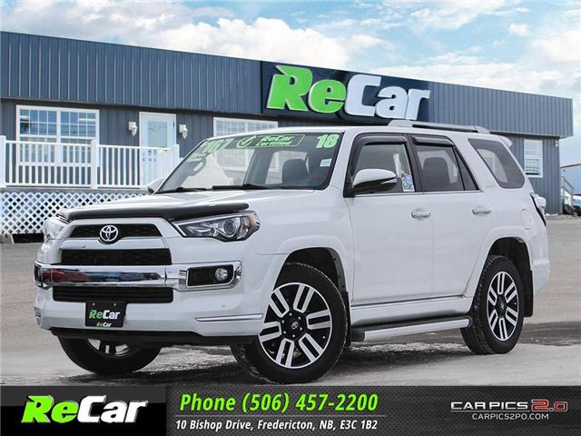 2018 Toyota 4Runner  (Stk: 181215A) in Fredericton - Image 1 of 28