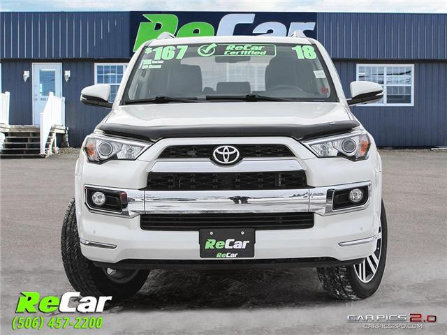 2018 Toyota 4Runner  (Stk: 181215A) in Fredericton - Image 2 of 28