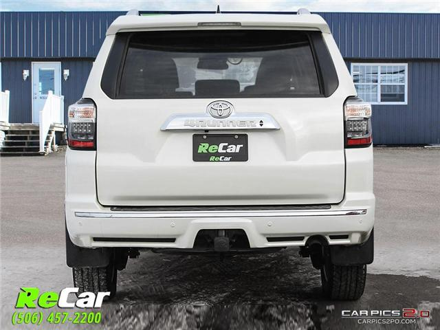 2018 Toyota 4Runner  (Stk: 181215A) in Fredericton - Image 5 of 28