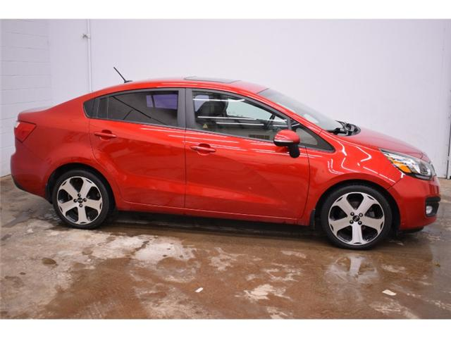 2015 Kia Rio SX- HEATED SEATS * BACKUP CAM * LEATHER  (Stk: B2864) in Cornwall - Image 1 of 30