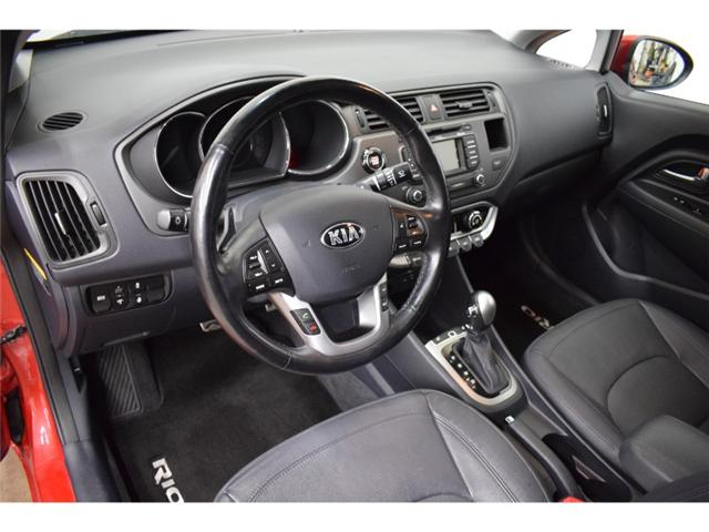 2015 Kia Rio SX- HEATED SEATS * BACKUP CAM * LEATHER  (Stk: B2864) in Cornwall - Image 2 of 30