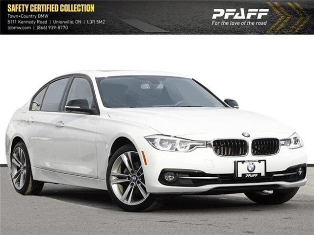 2018 BMW 330i xDrive (Stk: O11642) in Markham - Image 1 of 21