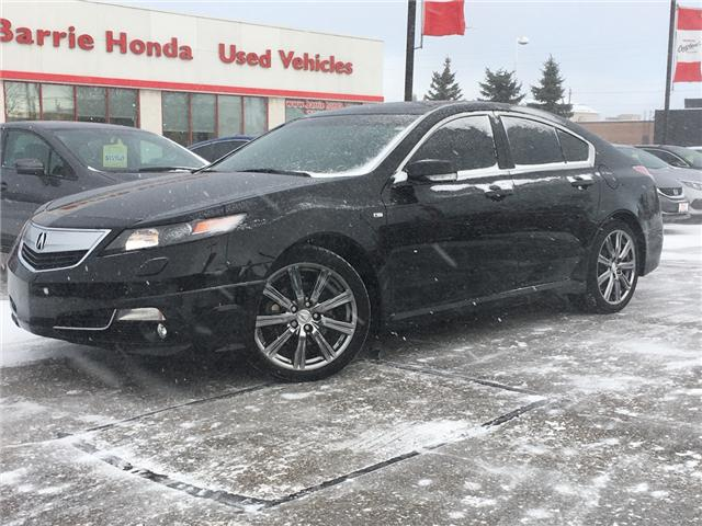 2014 Acura TL A-Spec (Stk: P00037) in Barrie - Image 1 of 13