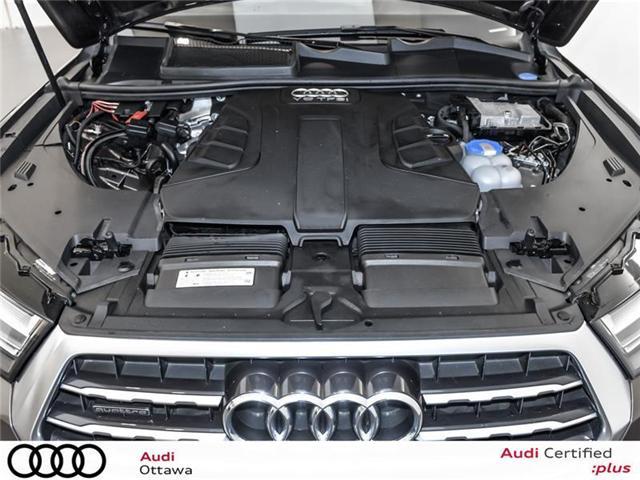 2017 Audi Q7 3.0T Progressiv (Stk: PA511) in Ottawa - Image 5 of 22