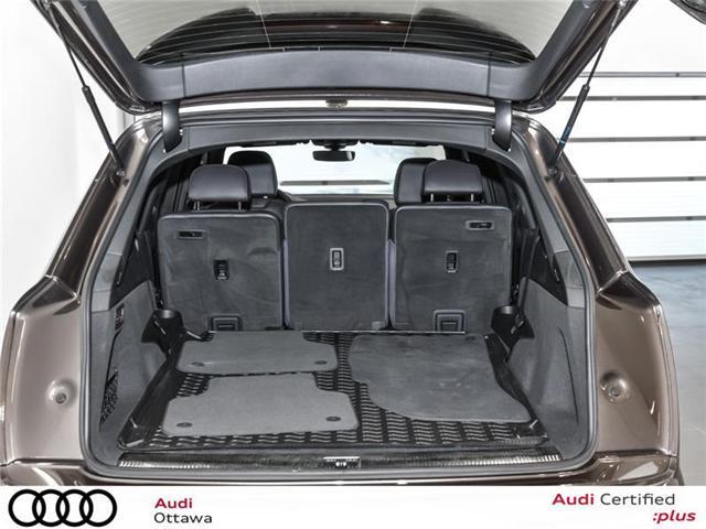 2017 Audi Q7 3.0T Progressiv (Stk: PA511) in Ottawa - Image 7 of 22