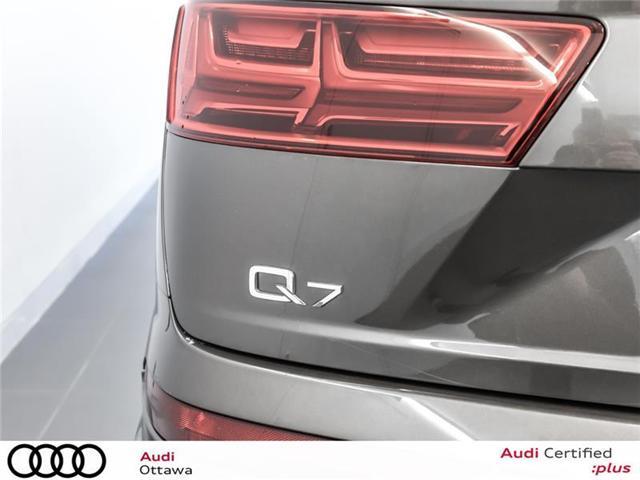 2017 Audi Q7 3.0T Progressiv (Stk: PA511) in Ottawa - Image 8 of 22