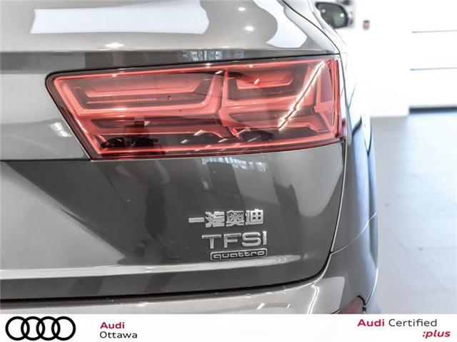 2017 Audi Q7 3.0T Progressiv (Stk: PA511) in Ottawa - Image 9 of 22