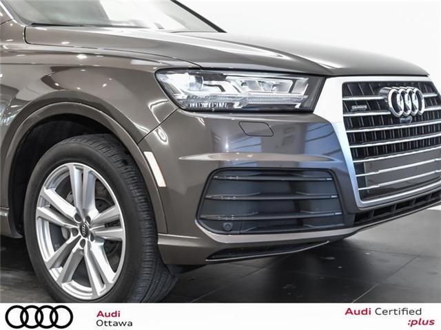 2017 Audi Q7 3.0T Progressiv (Stk: PA511) in Ottawa - Image 11 of 22