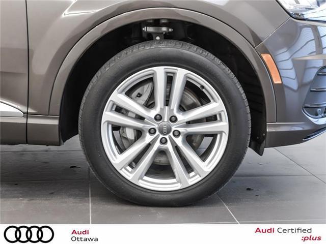 2017 Audi Q7 3.0T Progressiv (Stk: PA511) in Ottawa - Image 12 of 22