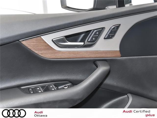 2017 Audi Q7 3.0T Progressiv (Stk: PA511) in Ottawa - Image 13 of 22