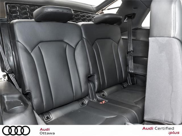 2017 Audi Q7 3.0T Progressiv (Stk: PA511) in Ottawa - Image 19 of 22