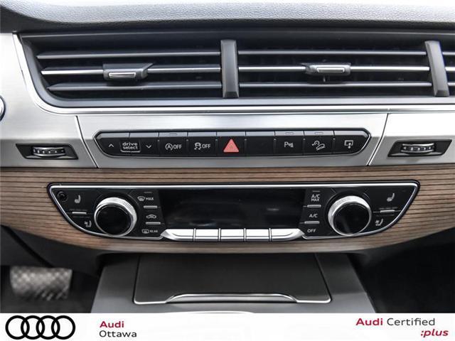 2017 Audi Q7 3.0T Progressiv (Stk: PA511) in Ottawa - Image 21 of 22