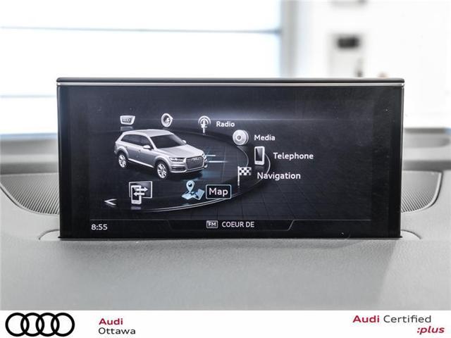2017 Audi Q7 3.0T Progressiv (Stk: PA511) in Ottawa - Image 22 of 22