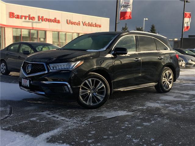 2017 Acura MDX Elite Package (Stk: P00042) in Barrie - Image 1 of 17