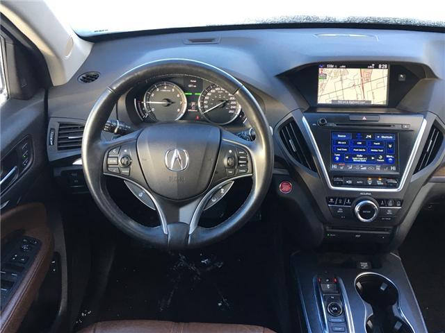 2017 Acura MDX Elite Package (Stk: P00042) in Barrie - Image 9 of 17