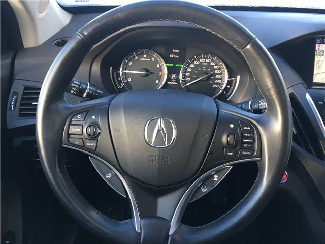 2017 Acura MDX Elite Package (Stk: P00042) in Barrie - Image 10 of 17
