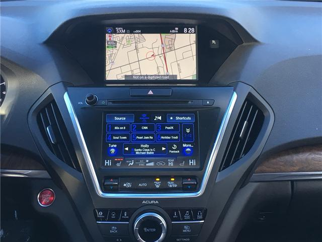 2017 Acura MDX Elite Package (Stk: P00042) in Barrie - Image 13 of 17