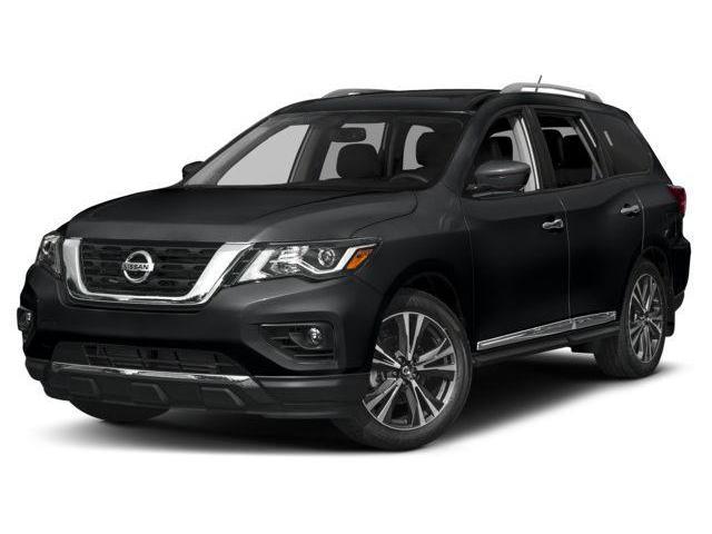 2019 Nissan Pathfinder Platinum (Stk: KC593613) in Scarborough - Image 1 of 9