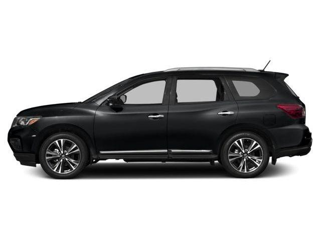 2019 Nissan Pathfinder Platinum (Stk: KC593613) in Scarborough - Image 2 of 9