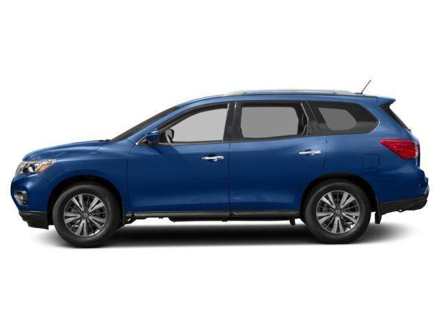2019 Nissan Pathfinder SL Premium (Stk: U075) in Ajax - Image 2 of 9