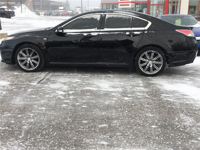2014 Acura TL A-Spec (Stk: P00036) in Barrie - Image 2 of 5