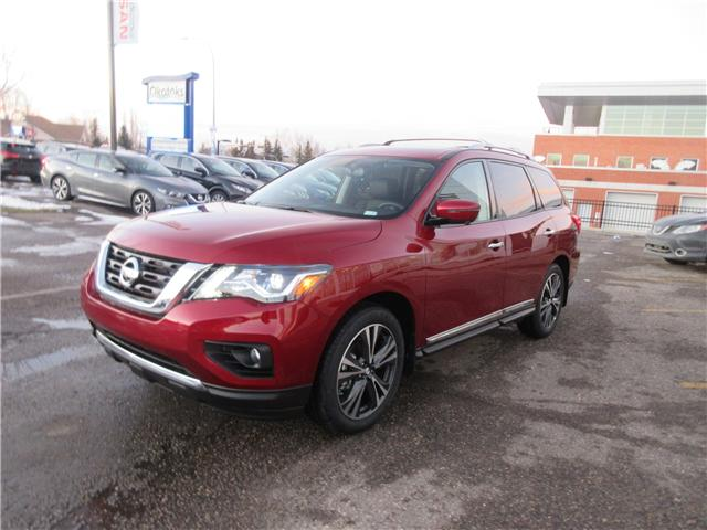 2019 Nissan Pathfinder Platinum (Stk: 7954) in Okotoks - Image 26 of 33