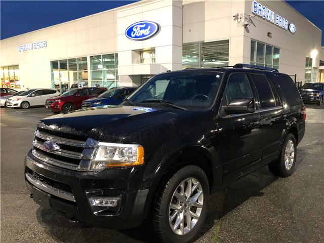 2017 Ford Expedition Limited (Stk: OP18381) in Vancouver - Image 1 of 25