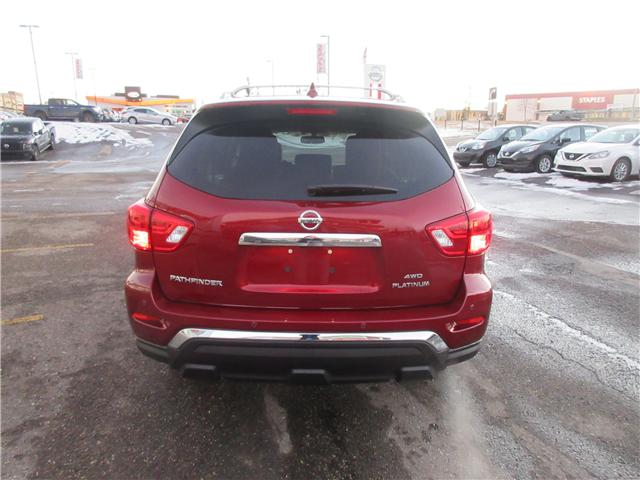 2019 Nissan Pathfinder Platinum (Stk: 7954) in Okotoks - Image 30 of 33