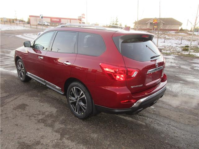 2019 Nissan Pathfinder Platinum (Stk: 7954) in Okotoks - Image 33 of 33