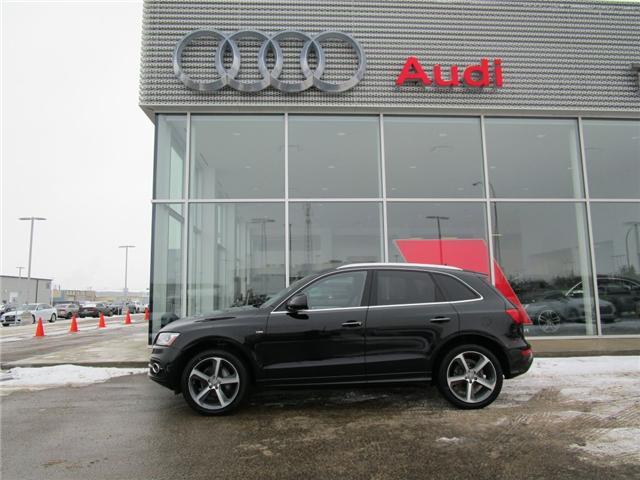 2015 Audi Q5 2.0T Technik (Stk: 1806071) in Regina - Image 2 of 31