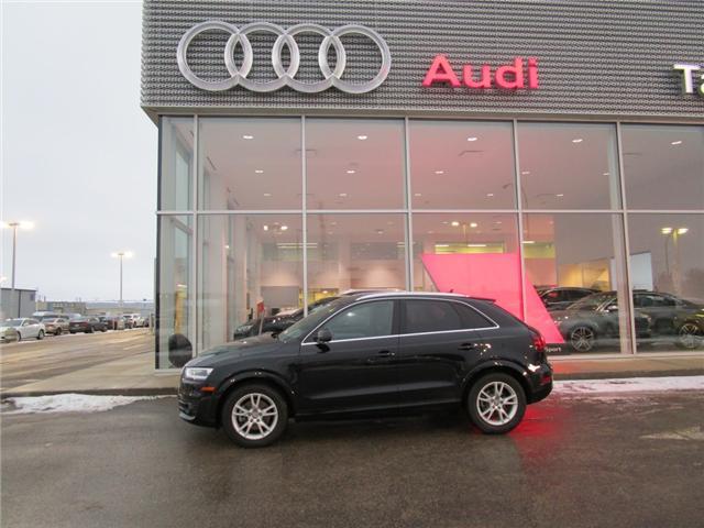 2015 Audi Q3 2.0T Technik (Stk: 1806481) in Regina - Image 2 of 24