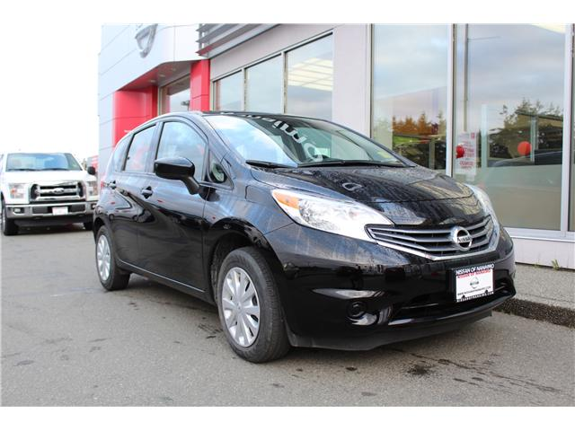 2015 Nissan Versa Note 1.6 SV (Stk: P0024A) in Nanaimo - Image 1 of 8